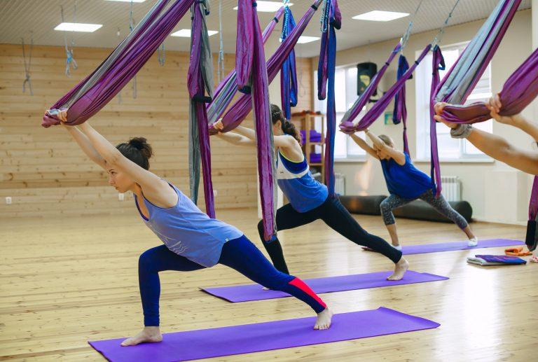 Фитнес-занятия для всех