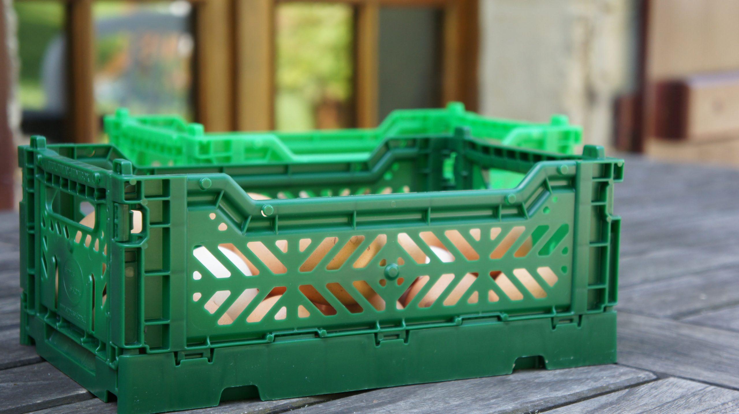 Современные ящики для хранения продуктов и не только